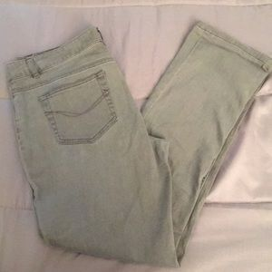 J.Jill slim fit pants 10P